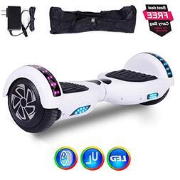 """Felimoda 6.5"""" Hoverboard -Self Balancing Scooter 2 Wheels El"""