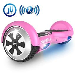 MEGAWHEELS Hoverboard - UL Certified Self Balancing Hover Bo