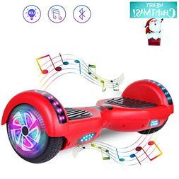 "CBD 6.5"" Hoverboard Self Balancing Scooter, 2 Flashing Wheel"