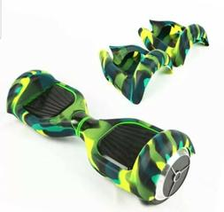 Hoverboard  Silicone Rubber Protective Case Shell Cover Skin