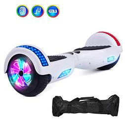 VEVELINE Hoverboard Two-Wheel Self Balancing Electric Scoote