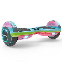 hoverboard two wheel self balancing
