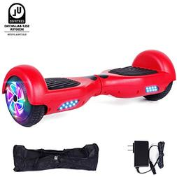 hoverboard two wheel self balancing