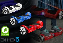 """Chic Hoverboard UL 4.5"""" Kids Self Balance 2 Wheels Scooter w"""