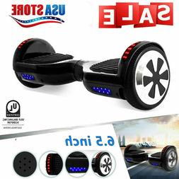 """Hoverboard UL Listed 6.5"""" Self Balance Electric Scooter and"""