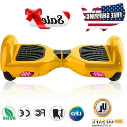 Hoverboard - UL Self 6.5 Balancing Hover Board with Bluetoot