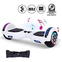 "SENGYUE Hoverboard UL2272 Certified Two 6.5"" Wheels Self-Bal"