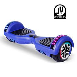 "SWEETBUY Hoverboards 6.5"" Two-Wheel Self Balancing Electri"
