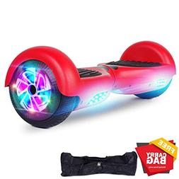 SWEETBUY Hoverboards UL Certified 6.5 Smart Scooter Two-Whee