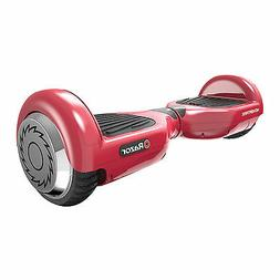 Razor Hovertrax 1.0 Electric Hover Smart Board, Red