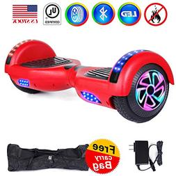 "Felimoda 6.5"" inch Hoverboard Electric Smart Self Balancing"