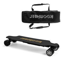 Koowheel D3M 2nd Gen Electric Skateboard with Remote - Dual