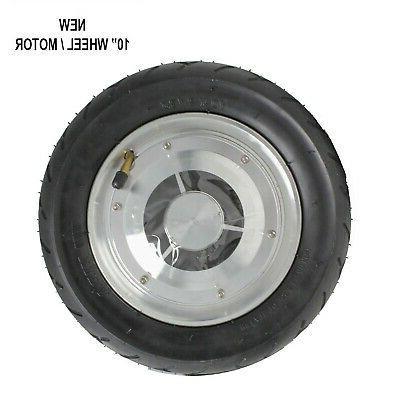 1x 10 motor wheel for self balancing