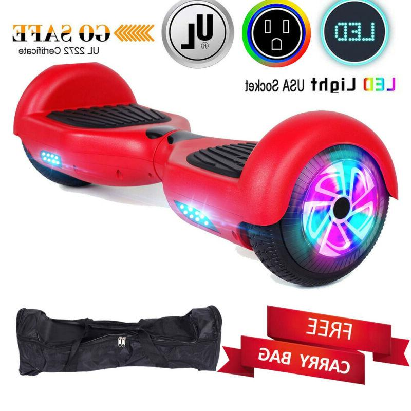 hoverboard self balancing scooter hover board