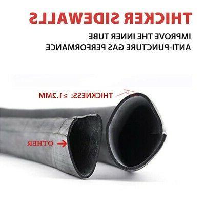 2 Pcs 10X2.125 Inner Tube Tire for Inch Board