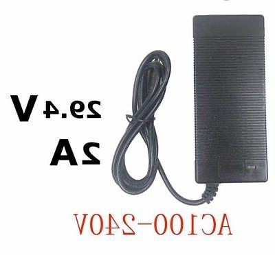 29 4v 2a scooter charger hoverboard 25