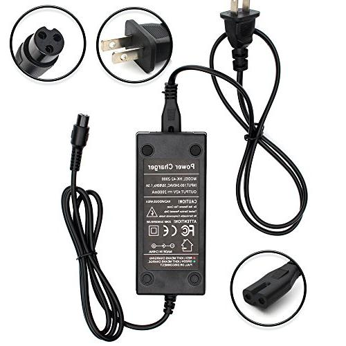 2a electric scooter battery charger