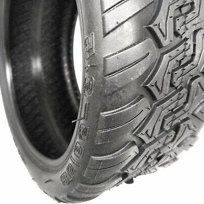 2X(3Pcs 85/65-6.5 Electric Scooter Tubeless Tyre DIY M V6B0