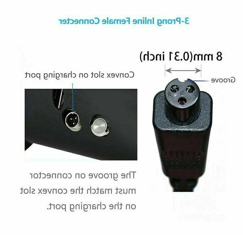 36V Adapter Qili 2.0 SWAGWAY