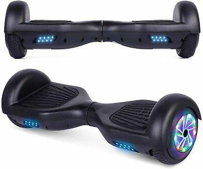 6 5 2 wheel led self balancing