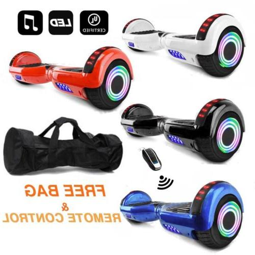 6 5 2 wheels electric motorized scooter