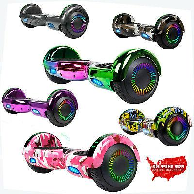 6 5 all terrain hoverheart hoverboard bluetooth