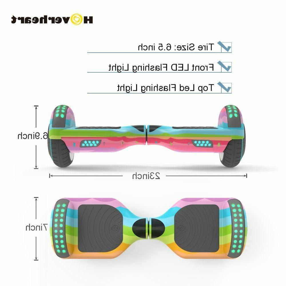 Megawheels Bluetooth Hover Board PINK Self Balancing Scooter