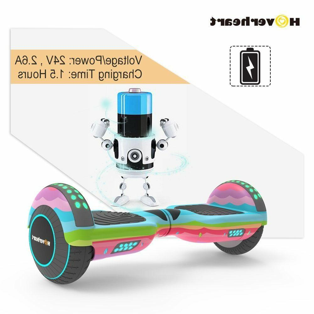 Megawheels Bluetooth Board PINK Balancing Scooter +