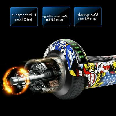"""6.5"""" Bluetooth Hoverboard Kids Electric"""