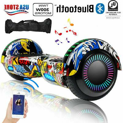 """6.5"""" Hoverboard Kids UL2272 Electric"""