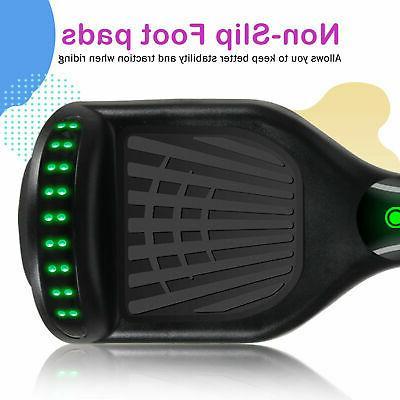 "6.5"" Bluetooth LED Black+Gray No"