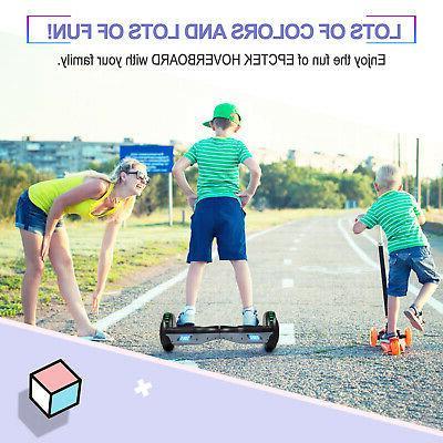 "6.5"" Bluetooth Self Balancing No"