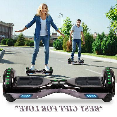 "6.5"" Bluetooth Board Electric Scooter Kids Toy"