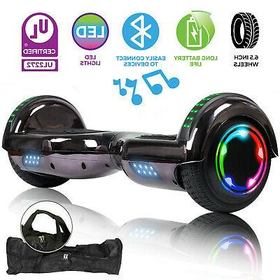 6 5 bluetooth hoverboard power board electric