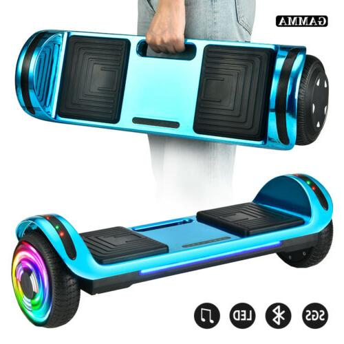 "6.5"" Speaker LED Balancing Scooter UL"