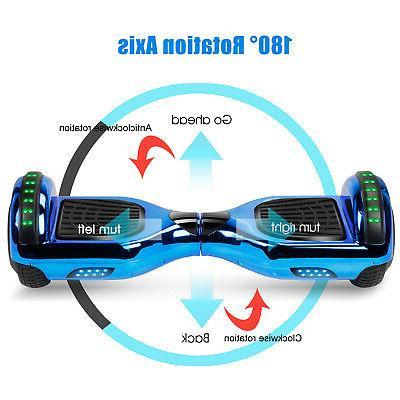 "6.5"" Bluetooth Balance UL"