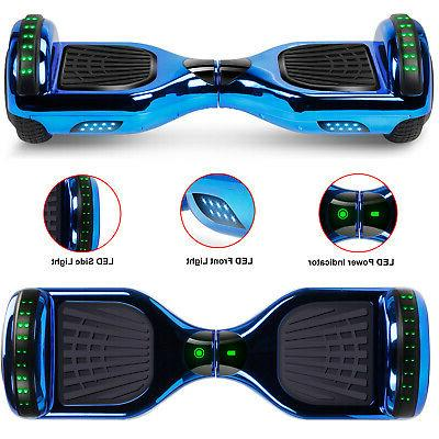 "6.5"" Bluetooth Hoverboard Balancing Scooter UL No Bag Kid/Child"