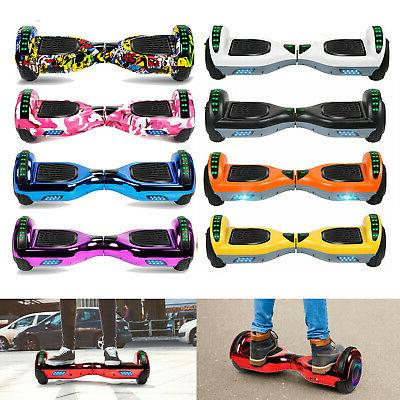 6 5 bluetooth hoverboard self balancing electric