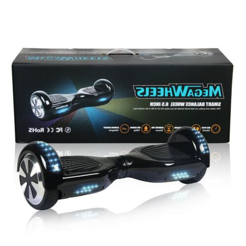 """6.5"""" Bluetooth Scooter Hover Safe UL2272"""