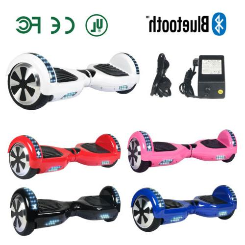 6 5 hover board self balancing scooter