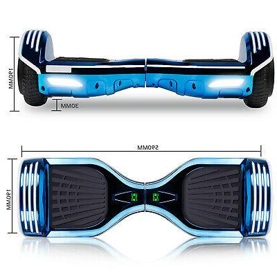 6.5'' Bluetooth Hoverboard Hoverheart UL2272 Hubber Board Bag