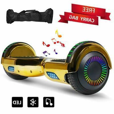 6.5'' Hoverboard Hoverheart LED W/ Bag