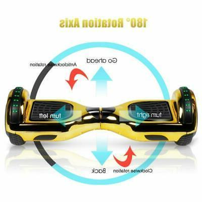 6.5'' Hoverboard LED