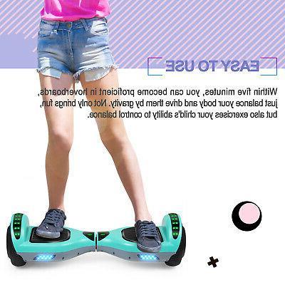 """6.5"""" Hoverboard Self Balancing Scooter No Bag"""