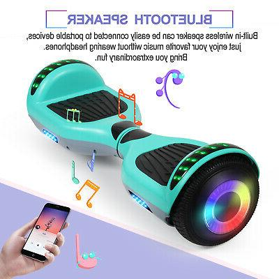 "6.5"" Bluetooth Self Scooter UL2272 No Bag"
