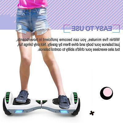 "6.5"" Hoverboards Razor Scooter NO"
