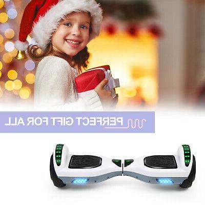 """6.5"""" Bluetooth Hoverboards Razor Scooter Electric Self-Balancing NO"""
