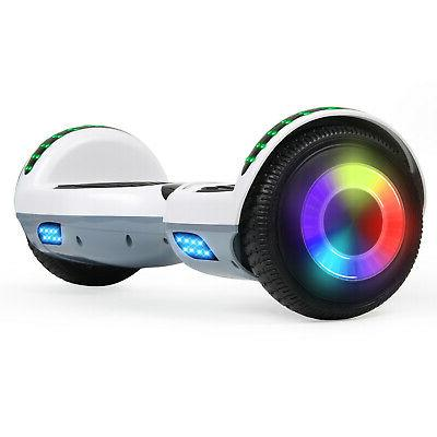 """6.5"""" Bluetooth Hoverboards Scooter Electric NO"""