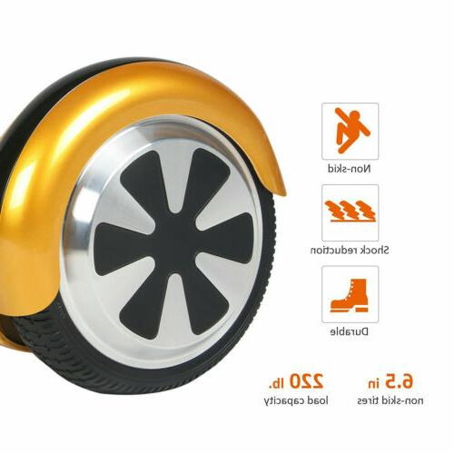 "Megawheels 6.5""Cheap Self Balancing Bluetooth"