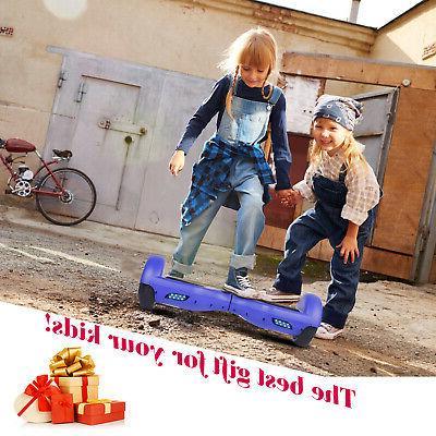 "6.5"" Electric LED Self UL2272 Kid Wheel Toy Bag"